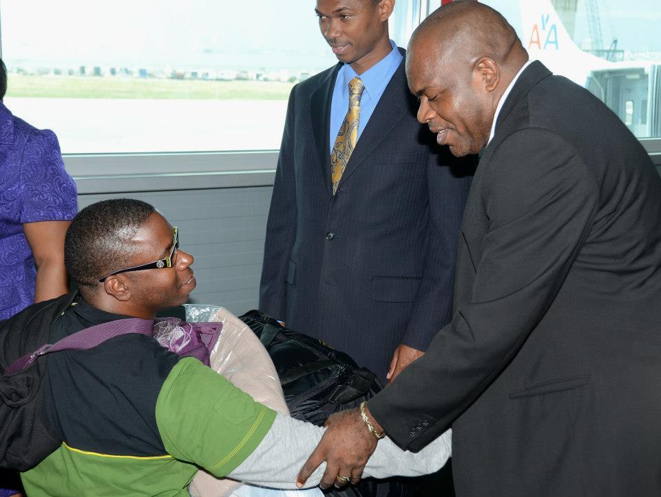 Jamaica Paralympic Association   The Captain's Response ...