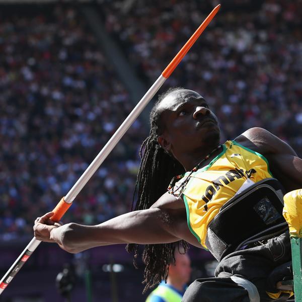 Jamaica Paralympic Association   Alphanso Cunningham Wins ...