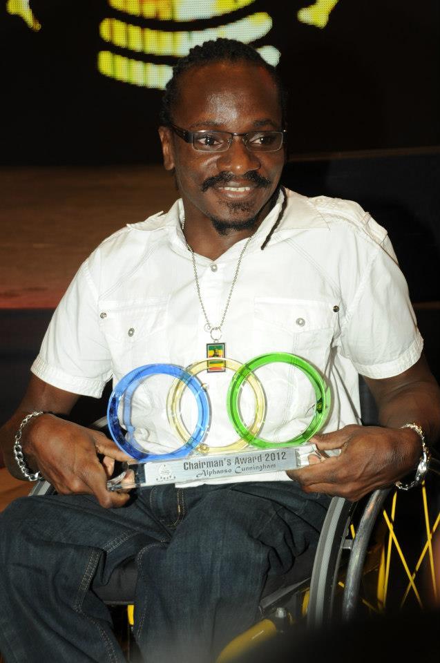 Jamaica Paralympic Association   The Ambassador is Chairman!