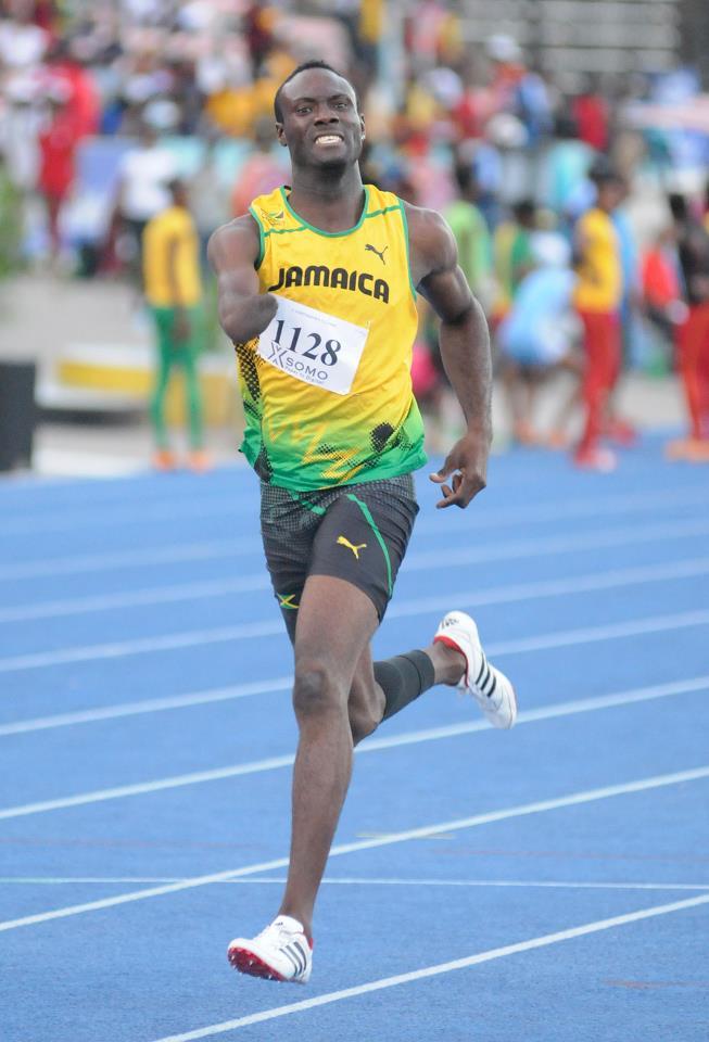 Jamaica Paralympic Association   Shane Starts Season With ...