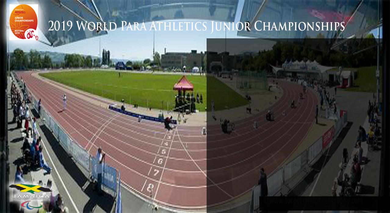 Jamaica Paralympic Association   2019 World Para Athletics ...